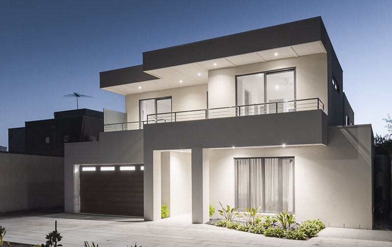 Dusk-Home-Builders-Modern-Design-Family-Homes-Bayside-Melbourne